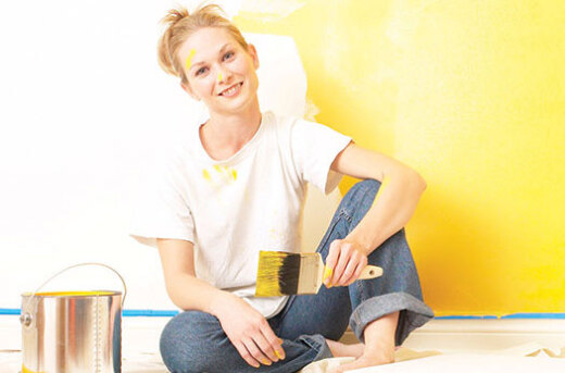 Painters Tape 101 - How to use painters tape like a pro
